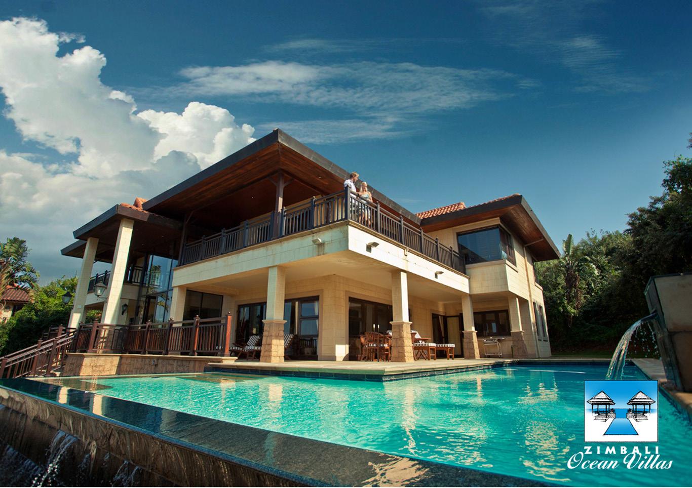 Zimbali Ocean Villas
